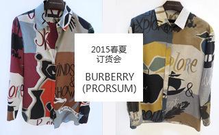 Burberry (Prorsum) - 2015春夏