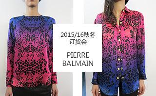 Pierre Balmain - 2015/16秋冬 订货会