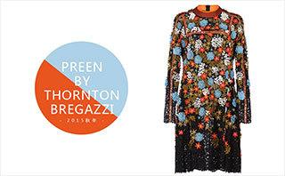 Preen By Thornton Bregazzi - 2015秋冬