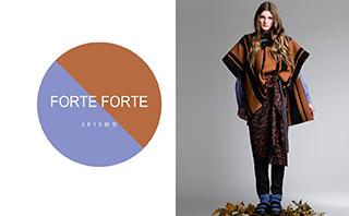 Forte Forte - 2015秋冬