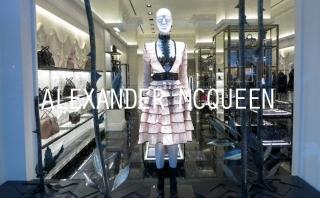 2015秋冬Alexander McQueen零售分析