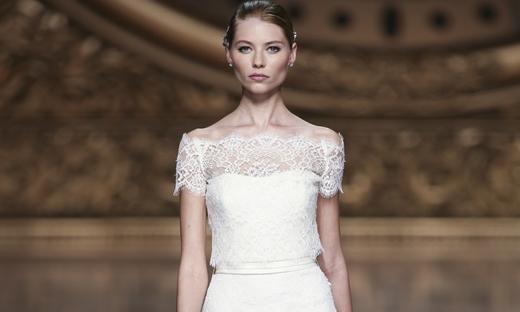 2016春夏婚紗[Pronovias]巴塞羅那時裝發布會