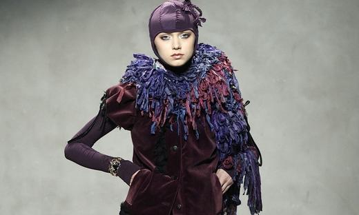 2015秋冬高级定制[Antonio Ortega]巴黎时装发布会