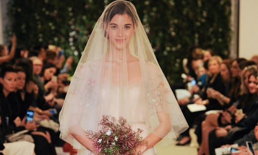2016春夏婚紗[Carolina Herrera]紐約時裝發布會