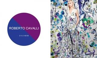 Roberto Cavalli - 2016初秋