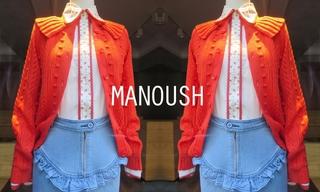 2016秋冬Manoush零售分析