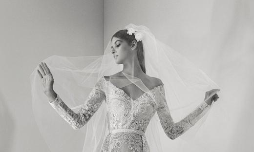 2017秋冬婚紗[Elie Saab]紐約時裝發布會