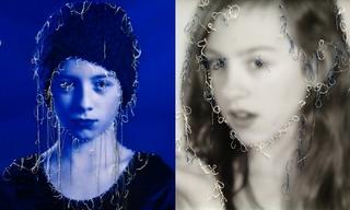 黎巴嫩藝術家GUACOLDA - 人像流蘇