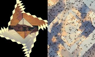 溫哥華藝術家Randy Grskovic  - 那些錯位景象