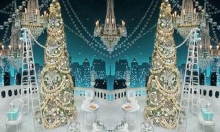 Tiffany Co 迷你璀璨的圣诞