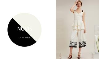 Novis - 素雅花海(2018春游 預售款)