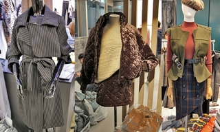 绗缝|马甲|外套:韩国东大门初秋零售分析