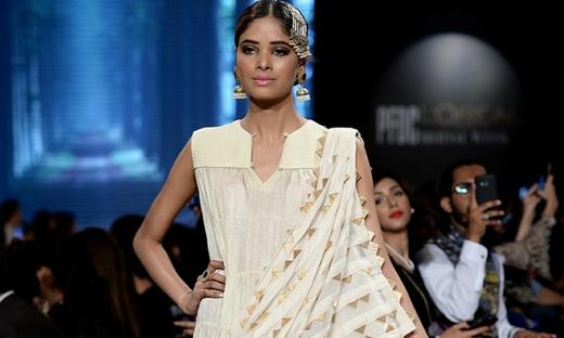2018春夏婚紗[Misha Lakhani]巴基斯坦時裝發布會