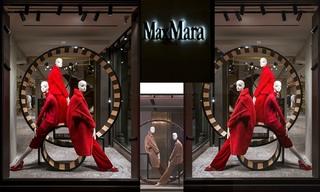 回到故事開始的地方 - Max Mara2017櫥窗回顧與更新