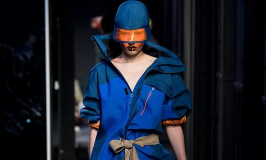 2018春夏高級定制[Maison Margiela]巴黎時裝發布會