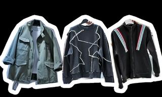 工裝外套|亮片|休閑夾克:韓國東大門初春零售分析