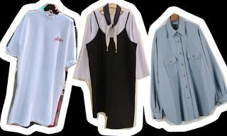 印花T恤|吊帶|條紋:韓國東大門初春零售分析