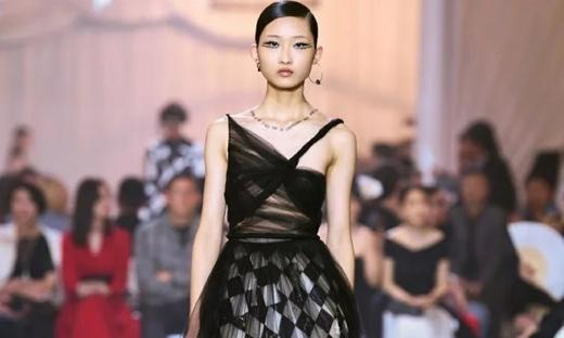 2018春夏高級定制[Christian Dior]上海時裝發布會