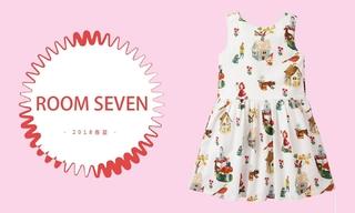 Room Seven - 藝術氛圍(2018春夏)