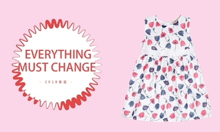 Everything Must Change - 青春的腳步(2018春夏)