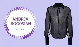 Andrea Bogosian-女性風格(2018初秋)