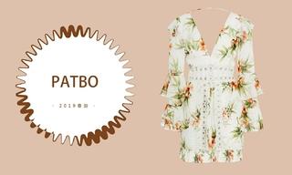 PatBo - 叢林大冒險(2019春游 預售款)