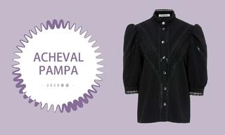Acheval Pampa - 金色麦田上的身影(2019春夏 预售款)