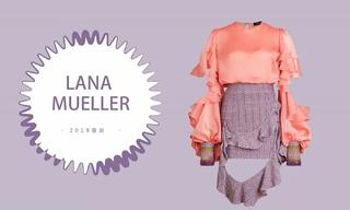 Lana Mueller - 埃塞俄比亚(2019春夏预售款)