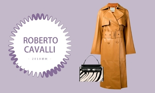 "Roberto Cavalli - ""夏日""花园派对(2018初秋)"