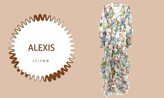 Alexis - 花园奇景(2019春夏预售款)