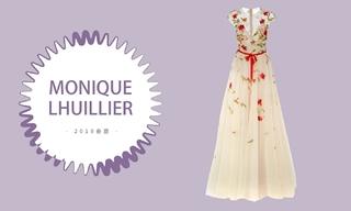 Monique Lhuillier - 恋上法国乡村(2019春夏 预售款)