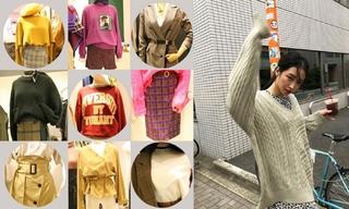 【韓國東大門】高領|毛衣外套|背心搭配