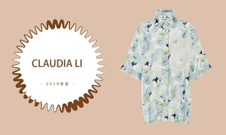 Claudia Li - 儿时的新西兰(2019春夏预售款)