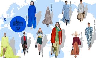 巴黎:品牌推荐(2019春夏)