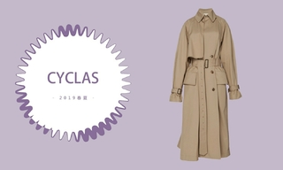 """Cyclas - """"权力""""女性(2019春夏 预售款)"""
