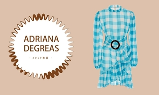 Adriana Degreas - 度假時光的小美好(2019春夏 預售款)