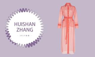 Huishan zhang - 艺术之手,重现复古魅力(2019春夏 预售款)