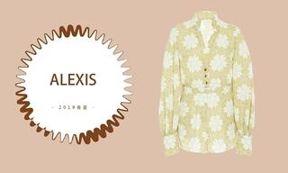 Alexis - 轻松与别致(2019春夏预售款)