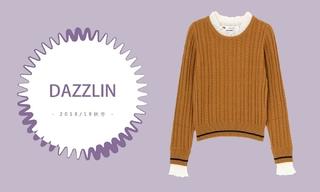 Dazzlin - 属于冬季的风景(2018/19秋冬)