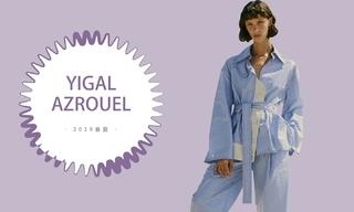 Yigal Azrouel - 冲浪爱好者的视角(2019春夏)