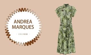 Andrea Marques - 創造的激情(2019春夏)