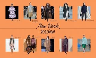 紐約:品牌推薦(2019秋冬)