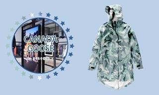 Canada Goose - 防护,无处不及(2019春夏)
