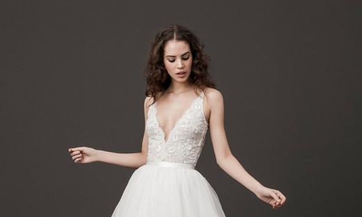 2020春夏婚紗[Daalarna Couture]紐約時裝發布會
