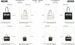 Moschino Couture - 2020春夏订货会