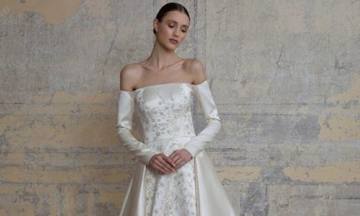 2020春夏婚紗[Georges Hobeika]紐約時裝發布會