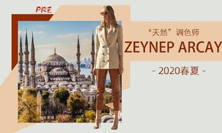 "Zeynep Arçay - ""天然""调色师(2020春夏 预售款)"