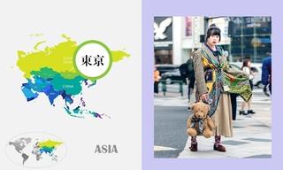 2020春夏 东京时装周—关键廓形&搭配