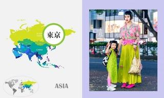 2020春夏 东京时装周—色彩分析