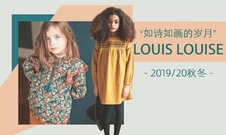 Louis Louise - 如詩如畫的歲月(2019/20秋冬)